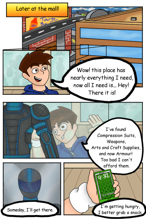 Heroes in Training #1 - Page 3